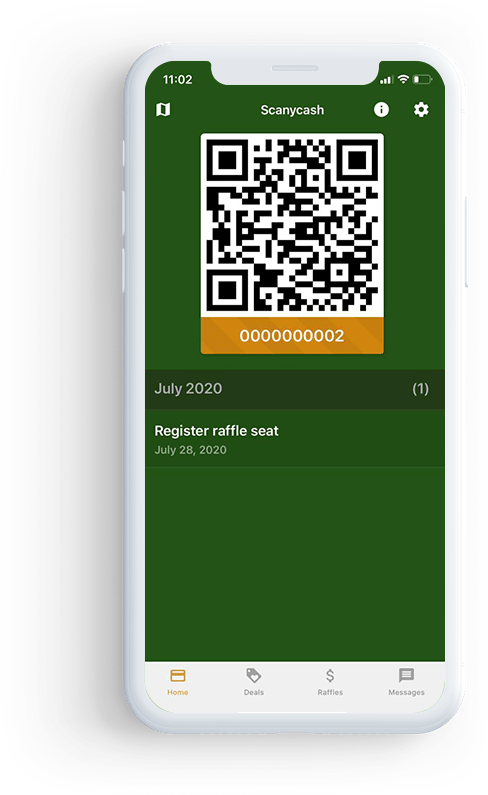 The Scanycash App. Download the app now to start scanning with Scanycash.